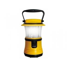 Кемпинговый фонарь SUPRA SFL-LT-1L yellow