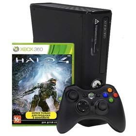 Игровая консоль MS Xbox 360 250Gb (+ Halo 4)