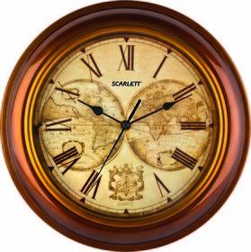 Настенные часы SCARLETT SC-27A