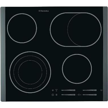 Электрические панели - независимые - ELECTROLUX EHS 60210 P. Габаритные размеры: Габаритные размеры (Ш*Г) - 60*52 см...