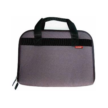 """Описание LIFE Basix серый 15.4 """", сумка для ноутбука."""